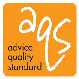 LAWRS Latin American Women's Rights Service Advice Quality Standard Logo